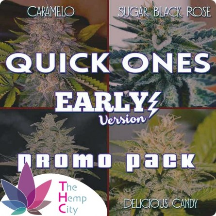 Quick Ones Promo Pack