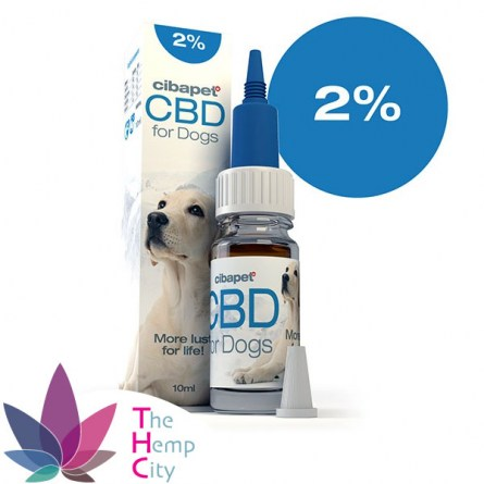 CBD Oil For Dogs 2%