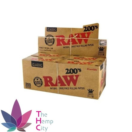 Raw 200 King Size Classic
