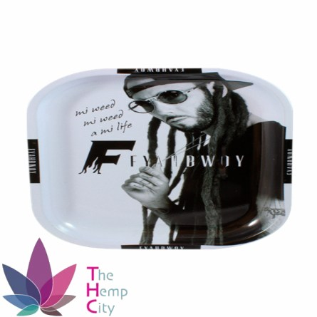 FYAHBWOY Tray Small