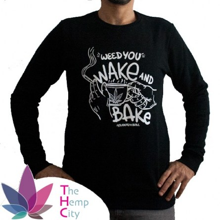 Sweater - Wake & Bake