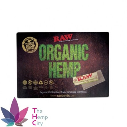 RAW Mousepad Organic